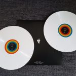 Fez, Silver/White Edition vinyls and rear cover